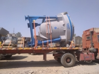 First DC-1.6 in India at CRYSTAL AGGREGATES, Pune